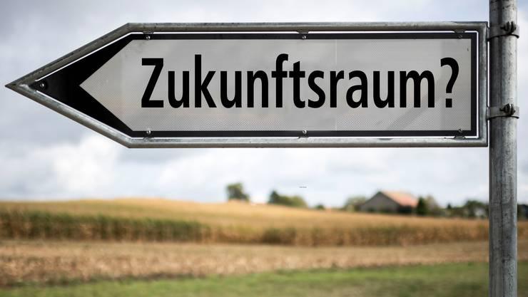 Die Projektsteuerung des Zukunftsraums Aarau stand an der Sitzung vor vielen Fragezeichen. (Symbolbild)