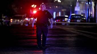 Schütze tötet neun Menschen in US-Stadt Dayton