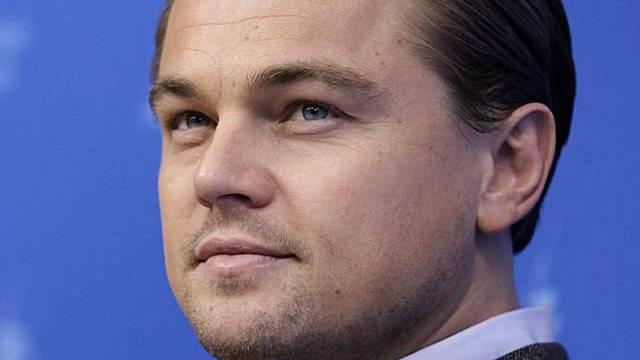 US-Schauspieler DiCaprio in Berlin