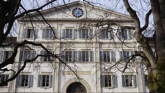 Der Mann aus Bonstetten, der im Februar 2010 seinen Sohn ermordet hat, steht heute vor dem Zürcher Obergericht.