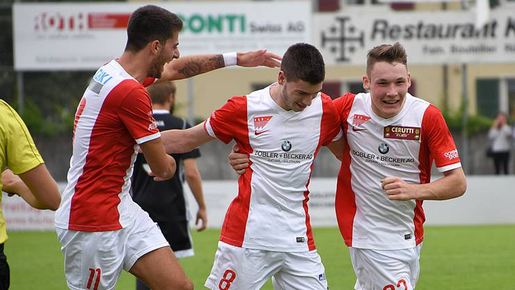 Der FC Solothurn reiht Sieg an Sieg.