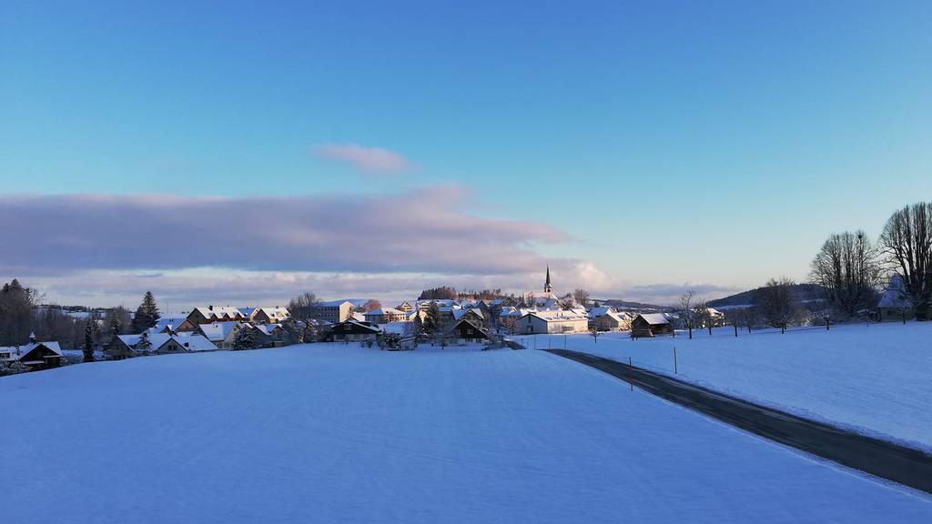 Kaltfront bringt Temperatursturz in der Schweiz