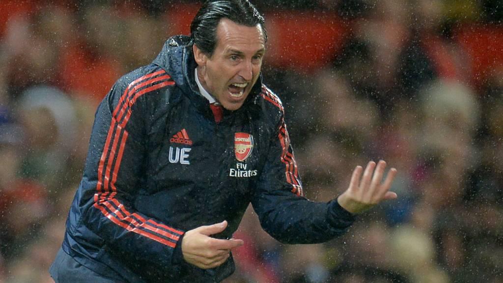 Remis zwischen Manchester United und Arsenal