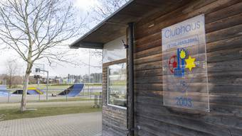 Das Clubhaus im Gebiet Werd soll wachsen.
