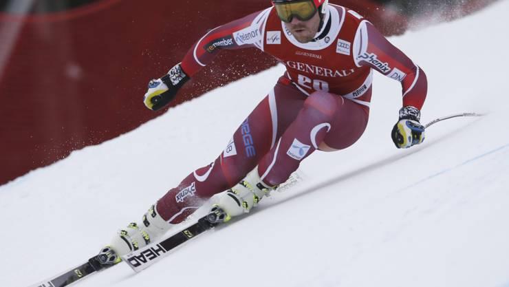 14. Weltcupsieg, der vierte in dieser Saison: der Norweger Kjetil Jansrud