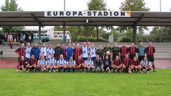 Die traditionellen Fussballspiele haben acuh Brückenbauer-Funktion.