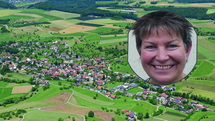 Barbara Fricker ist seit dem ersten Januar Gemeindeammann von Wölflinswil.