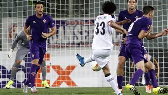 Bilder Fiorentina - Basel