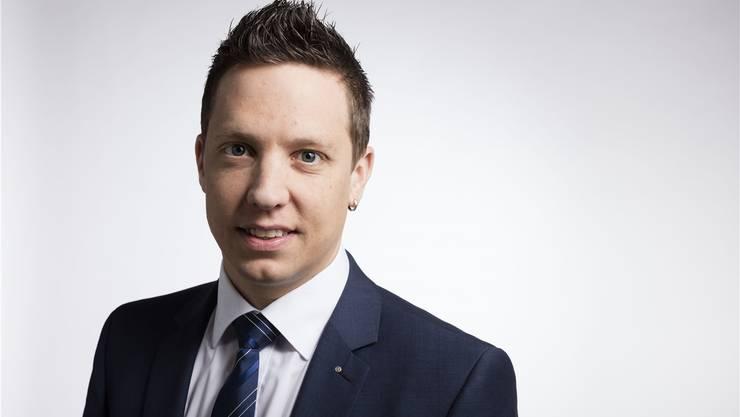 Christian Imark, 37, SVP.