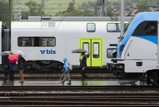 Volle Fahrt voraus: Die BLS will expandieren.