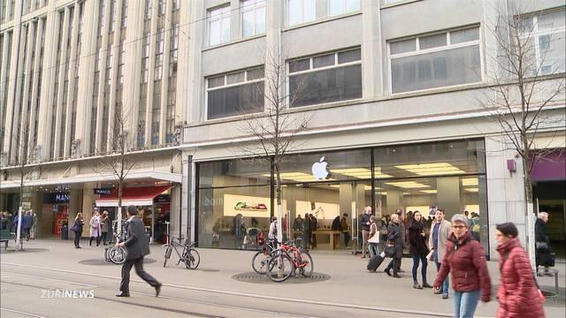 Überhitzter iPhone-Akku verletzt Mitarbeiter