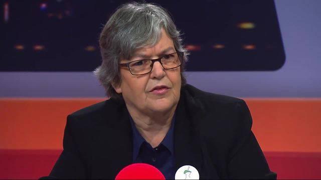 Lehrerverbands-Präsidentin Elisabeth Abassi: «Wir bauen Überstunden ab»
