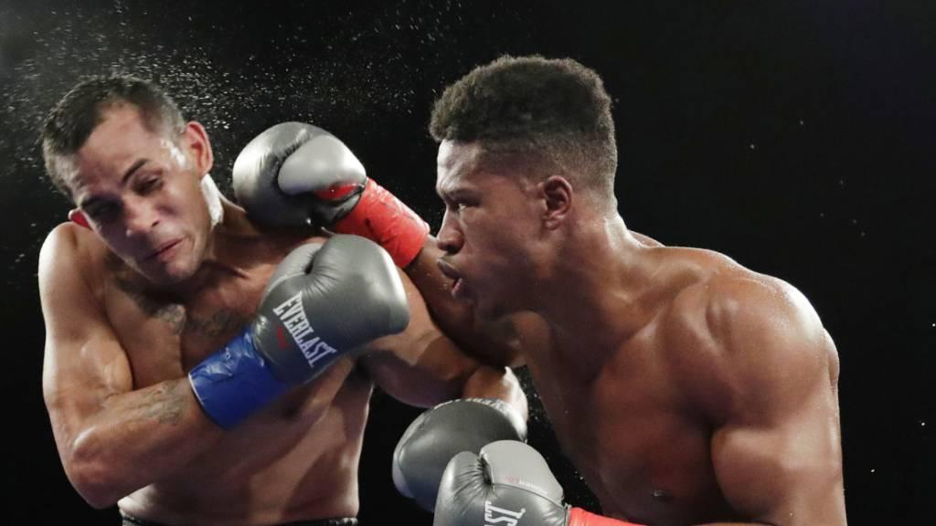 US-Boxer Day nach K.o. gestorben