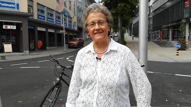 Luzia Meister: «Grenchen ist auf dem besten Weg, eine autofreundliche Velostadt zu werden.»