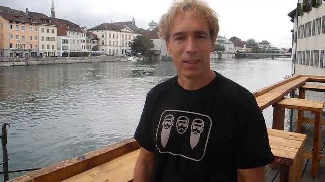 «Die Lage»: Was Markus Moerler bewogen hat, an der Aare in Solothurn das «The Dock» zu eröffnen