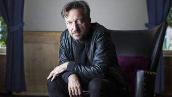 Der Autor Lukas Bärfuss.