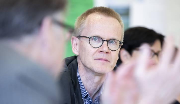 Bruno Meier, Badener Historiker: «Wir Badener sind zu wenig stolz auf unser enormes Kulturerbe. In der Bädergeschichte gehören wir zur Champions League.»