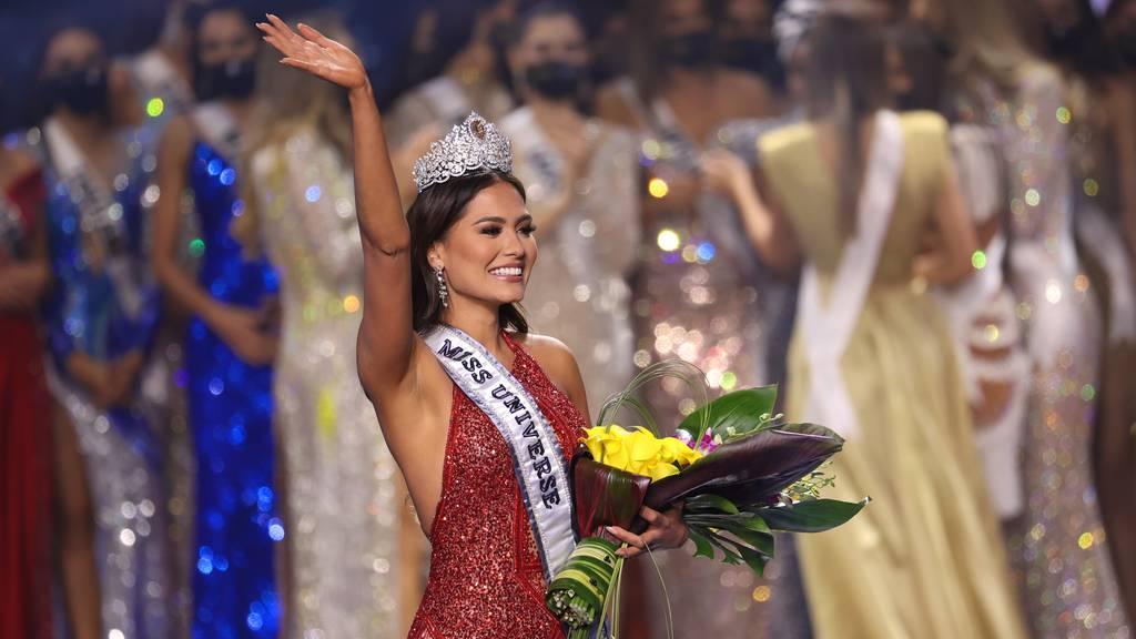 Sie ist die neue Miss Universe