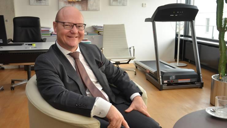 Georges-Simon Ulrich ist der 15. Direktor in der Geschichte des Bundesamtes für Statistik.