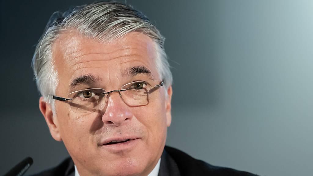 UBS Ex-CEO Ermotti hat 2020 13,3 Mio Franken verdient