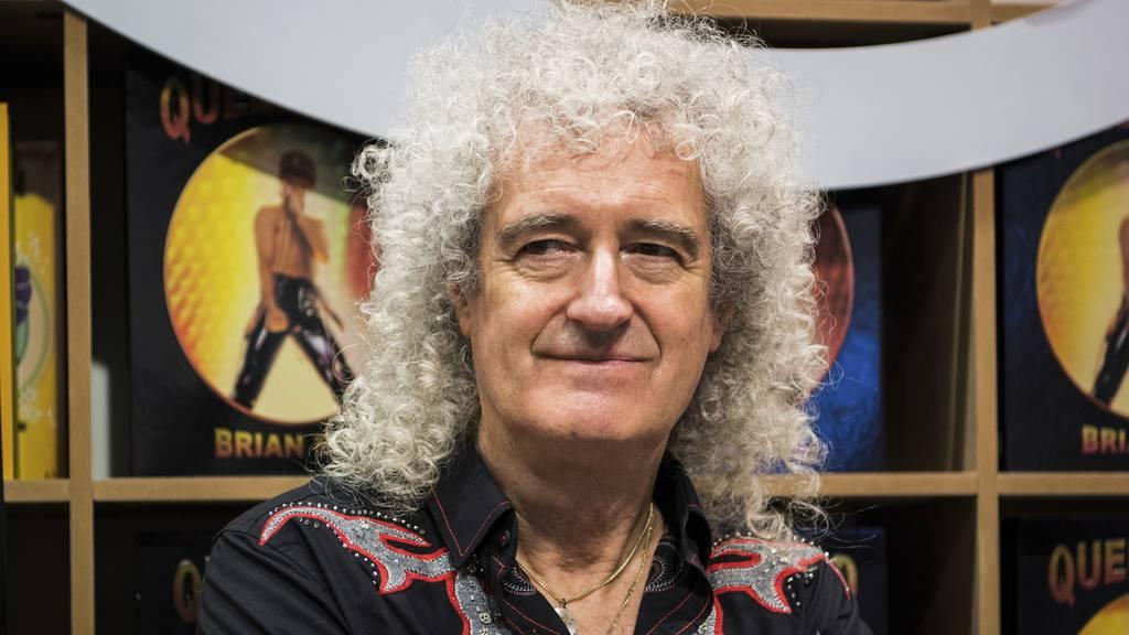 Rockband Queen wird auf der Fünf-Pfund-Münze verewigt