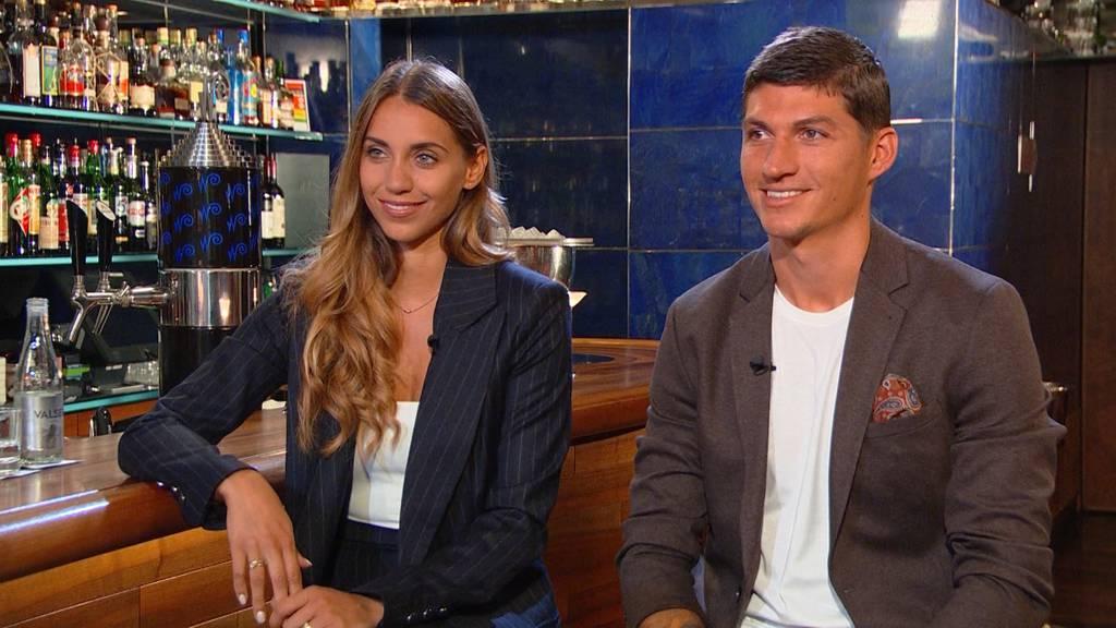 Steven und Mirjana Zuber