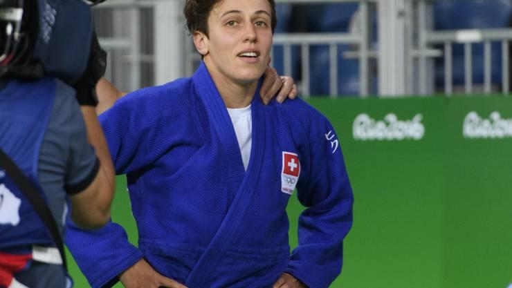 Evelyne Tschopp überzeugt als Zweite am Grand Prix Tiflis