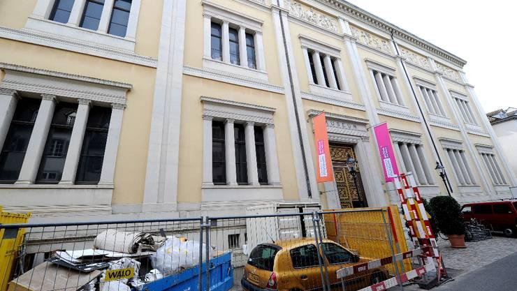 In 10 bis 15 Jahren soll das Naturhistorische Museum ausziehen.
