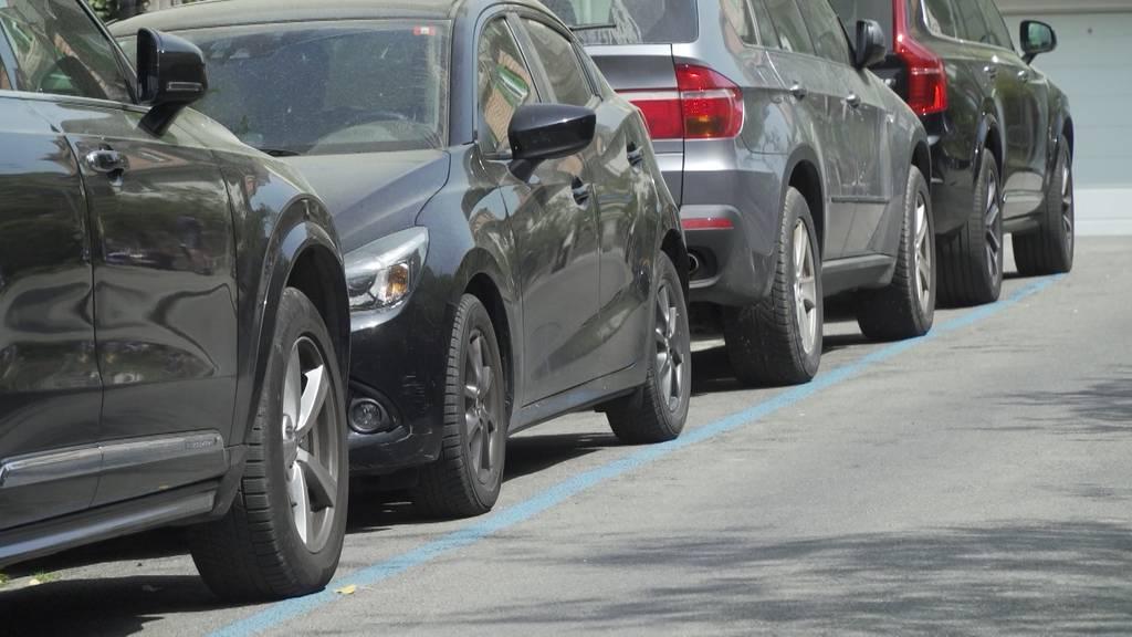 Weitere Parkplätze sollen in der Stadt Bern verschwinden