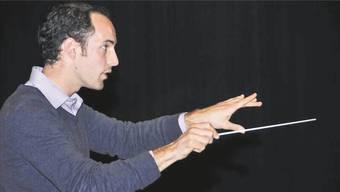 David McVeigh gewann den letzten Dirigentenwettbewerb im Jahr 2013.