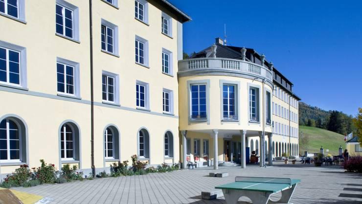 Das Hochalpine Institut Ftan (HIF) im Engadin war von 2004 bis 2015 auch eine Swiss Olympic Sport School.