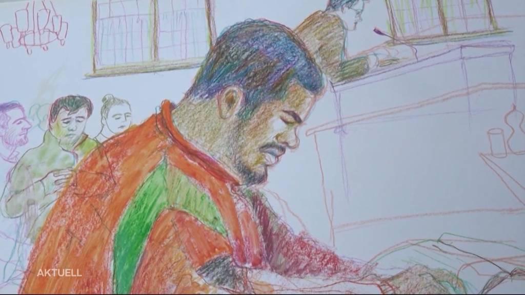 Gefängniswärter verurteilt: Er hat den Häftling Brian in Lenzburg geschlagen und getreten