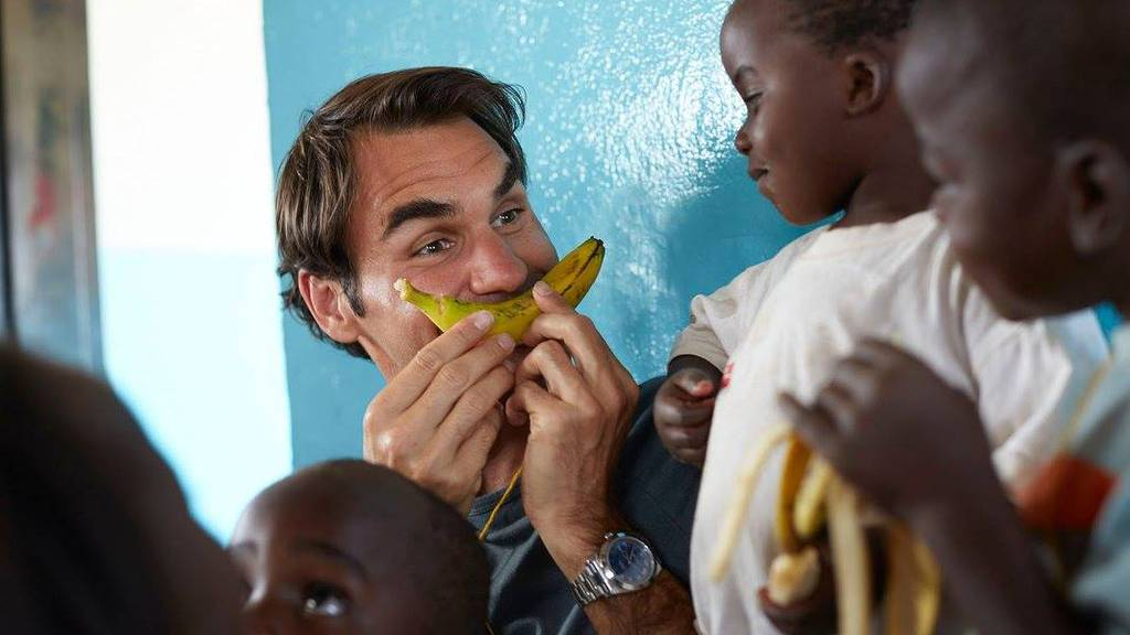 """Roger Federer fühlt sich wie ein """"Junior"""""""
