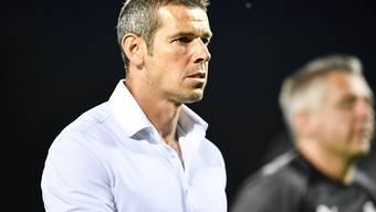 Mario Frick kann sich gegen GC auf seinen Spross verlassen: Noah Frick rettet Vaduz mit seinem Tor einen Punkt