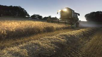 Die Bauern haben den Marktöffnungs-Plänen des Bundesrats eine Abfuhr erteilt. (Archivbild)