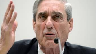 Nach fast zwei Jahren hat der Sonderermittler Robert Mueller seine Untersuchung zur Russland-Affäre um US-Präsident Donald Trump beendet. (Archivbild)