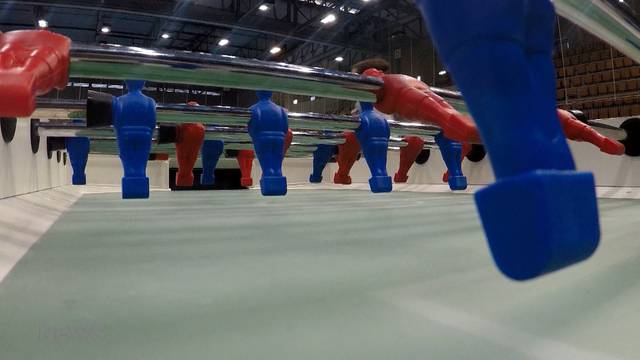 Töggeli-Schweizermeisterschaft in Bern