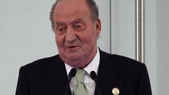 König Juan Carlos muss nochmals operiert werden (Archiv)