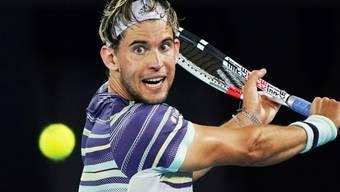 Steht in Melbourne zum dritten Mal in seiner Karriere - erstmals ausserhalb von Roland Garros - in einem Grand-Slam-Final: Dominic Thiem