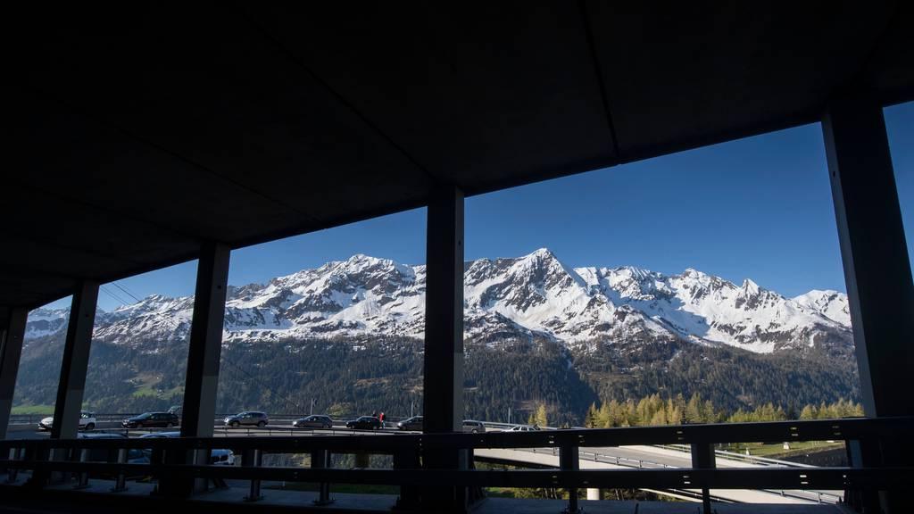 Der Gotthardpass ist ab morgen Mittwoch für den Verkehr wieder geöffnet