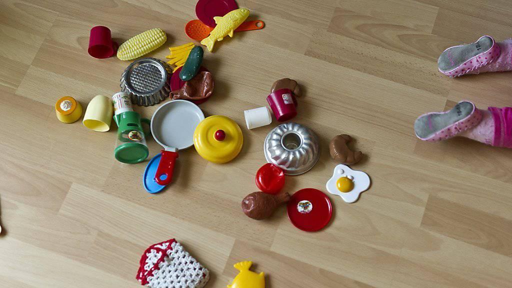 Kinderspielzeug ist laut einer Studie gefährlicher als Sexspielzeug. (Archiv)