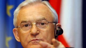 Ex-Regierungschef Miller streitet CIA-Gefängnisse ab (Archiv)