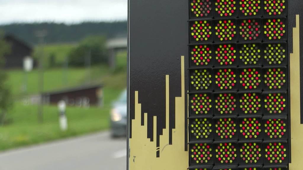 Blochen am Stoss: Lärm-Messgerät soll Situation entschärfen