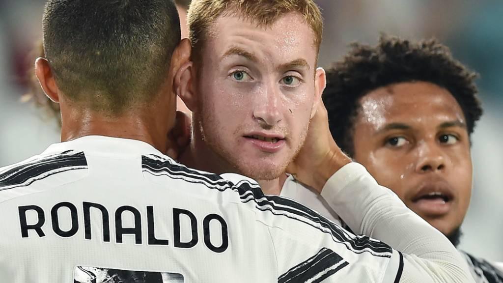 Neuer Schwede ebnet Juventus den Weg zum Sieg