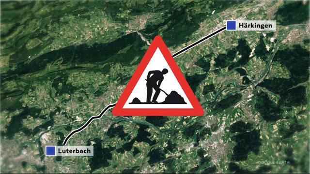Autobahnausbau auf 6 Spuren wird vorangetrieben