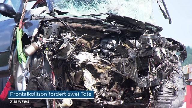 Auto-Unfall in Luzern fordert zwei Tote