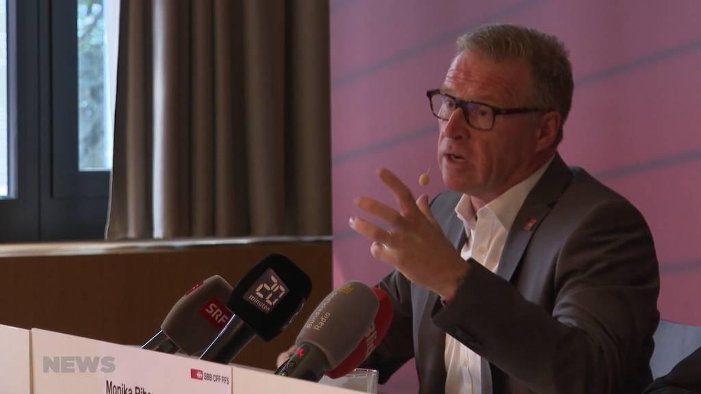 Kandidaten-Karussell um SBB-CEO Andreas Meyer gestartet