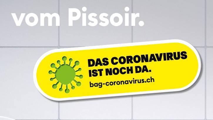 BAG startet neue Plakatkampagne für Corona-Regeln