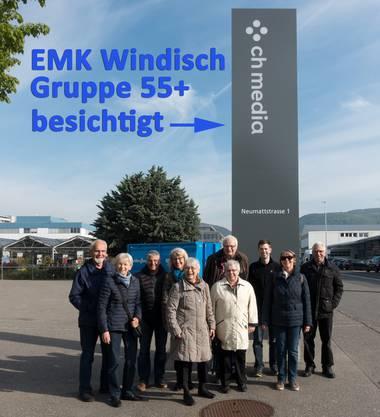 EMK Windisch Gruppe 55+
