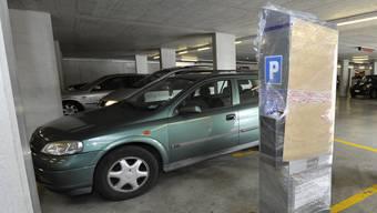 Automat eingewickelt: Ist beim Lidl Grenchen nun Gratis-Parken angesagt?